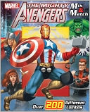 Marvel The Avengers Mix & Match by Marvel: Book Cover