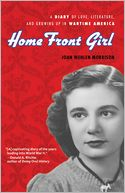 Home Front Girl by Joan Wehlen Morrison: Book Cover