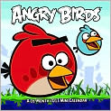 Book Cover Image. Title: 2013 Angry Birds 7x7 Mini Wall Calendar, Author: by Trends International,�Trends International