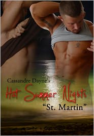 Cassandre Dayne - Hot Summer Nights: St. Martin