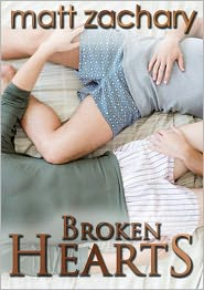 Matt Zachary - Broken Hearts (The New Discoveries Series #2)