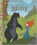 Brave Little Golden Book (Disney/Pixar Brave) by RH Disney: Book Cover