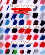 The Little Match Girl by Hans Christian Andersen: Book Cover