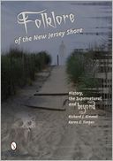 Folklore of The New Jersey Shore by Richard J. Kimmel: Book Cover