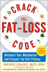 Crack the Fat-Loss Code by Wendy Chant: Book Cover