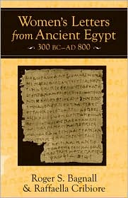 Women's Letters from Ancient Egypt, 300 BC-AD 800
