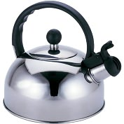 Product Image. Title: Primula 2.5 Qt Liberty Whistling Tea Kettle