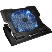 Product Image. Title: Thermaltake Ultra Performance Notebook Cooler Massive23 GT Black