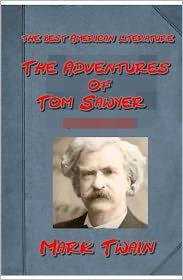 Mark Twain - The Adventures of Tom Sawyer by Mark Twain