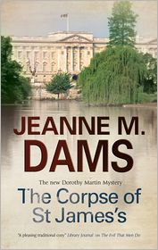Jeanne M Dams - Corpse of St James's, The