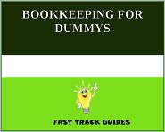 Alexey - BOOKKEEPING FOR DUMMYS