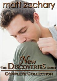 Matt Zachary - The New Discoveries Series (The New Discoveries Series - ALL 4 Books)