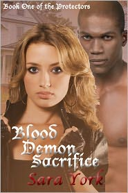 Sara Thacker Sara York - Blood Demon Sacrifice