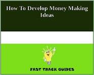 Alexey - How To Develop Money Making Ideas