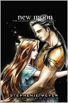 Book Cover Image. Title: New Moon:  The Graphic Novel, Volume 1, Author: by Stephenie Meyer