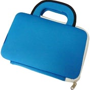 Product Image. Title: Archos Carrying Case (Briefcase) for Tablet PC - Blue