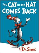 The Cat in the Hat Comes Back by Seuss: Book Cover