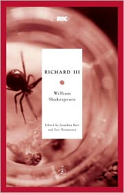 Jonathan Bate, William Shakespeare  Eric Rasmussen - Richard III