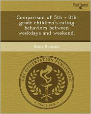 Comparison of 5th - 8th grade children'...