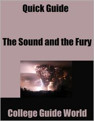 benjy & quentin sections of the sound & the fury essay The necessity of benjy as an opening narrator in the sound and the fury by alana  explaining that the benjy and quentin sections.