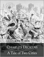 the repeated foreshadowing of the impeding revolution in charles dickens tale of two cities