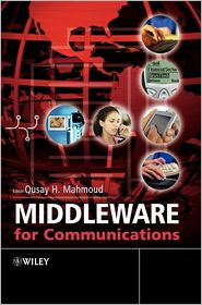 Middleware for Communications: Concepts...