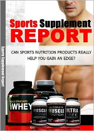 Anonymous - Sports Supplement Report