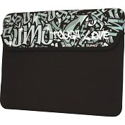 "Product Image. Title: SUMO Graffiti 13"" Macbook Sleeve"