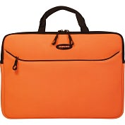 "Product Image. Title: Mobile Edge 13"" MacBook / Pro Edition SlipSuit (Orange)"
