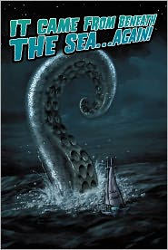 Susan Griffith, Darren G. Davis, Chris Noeth, Todd Tennant, Nikki Foxrobot, Sven Strangmeyer Clay Griffith - It Came From Beneath the Sea...Again! GN (NOOK Comics with Zoom View)