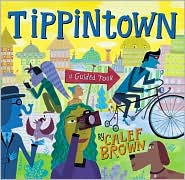 Tippintown by Calef Brown: Book Cover