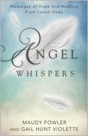 Angel Whispers by Maudy Fowler: Book Cover