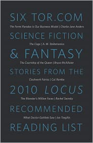 Various - Six Tor.com Science Fiction & Fantasy Stories from the 2010 Locus Recommended Reading List