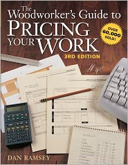 Dan Ramsey - The Woodworker's Guide to Pricing Your Work