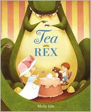 Tea Rex by Molly Idle: Book Cover