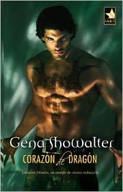 Gena Showalter - Corazón de dragón (Heart of the Dragon)
