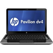 "Product Image. Title: HP Pavilion dv4-5100 dv4-5110us B5W45UA 14.0"" LED Notebook - Core i5 i5-2450M 2.5GHz"