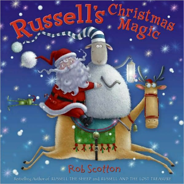 Russell's Christmas Magic Book