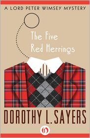 Dorothy L. Sayers - The Five Red Herrings