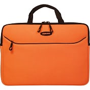"Product Image. Title: Mobile Edge 15"" MacBook Pro Edition SlipSuit (Orange)"