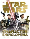 Star Wars Character Encyclopedia by DK Publishing: Book Cover