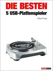Tobias Runge  Michael Voigt - Die besten 5 USB-Plattenspieler