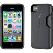 Product Image. Title: Speck Products SmartFlex Card for iPhone 4S/4