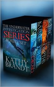 Kathy Brandt - The Underwater Investigation Series Boxed Set