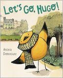 Let's Go, Hugo! by Angela Dominguez: Book Cover