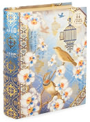 Product Image. Title: Birds and Blossom Book Box Duo Note Cards