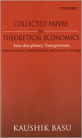 Collected Papers in Theoretical Economi...