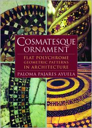 Buy best architecture books - Cosmatesque Ornament: Flat Polychrome Geometric Patterns in Architecture