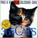 Book Cover Image. Title: 2008 365 Cats Page-A-Day Calendar, Author: by   Workman Publishing Company, Inc.