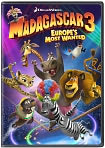 Video/DVD. Title: Madagascar 3: Europe's Most Wanted
